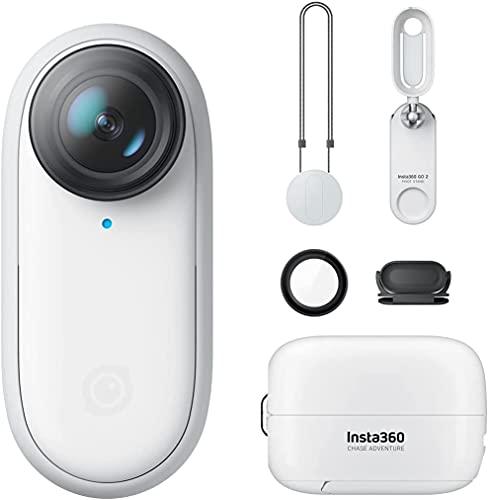 INSTA360 Go2 【世界最小アクションカメラ 4m防水】