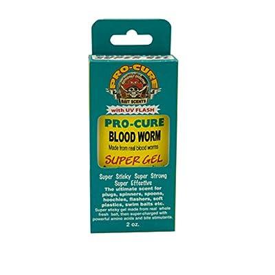 Pro-Cure Blood Worm Super Gel, 2 Ounce