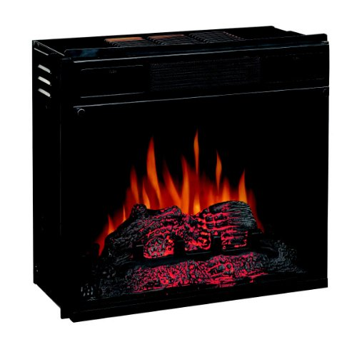 """Hot Sale Classic Flame 18EF010GAA INSERT ONLY.  Fixed Front 18"""" Insert, No Remote"""