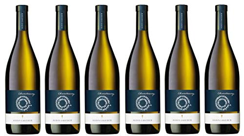 6x 0,75l - 2019er - Alois Lageder - Chardonnay - Alto Adige D.O.C. - Südtirol - Italien - Weißwein trocken