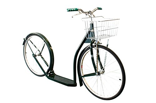 Amish-Made Deluxe Kick Scooter Bike - 24' Wheel...
