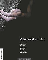 Boulderführer Odenwald en bloc