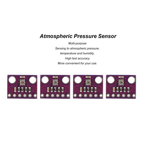 300-1100 hPa Sensor de presión atmosférica Componentes electrónicos BME280 para pruebas de alta precisión.