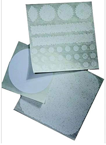 Self Adhesive Fast Patch Pre-textured (31 Patches Per Kit)