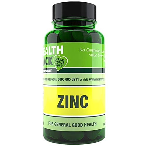 Zinc 90 Tablets 15mg, Hair, Skin & Nails. Boost The Immune System, Bone Health & Cognitive Function