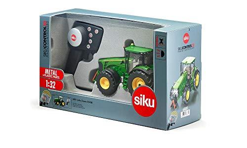 RC Traktor kaufen Traktor Bild 1: Siku 6881 - John Deere 8345R Set mit Fernsteuerung*