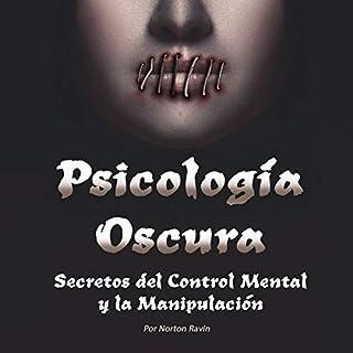 Psicología Oscura [Dark Psychology] audiobook cover art