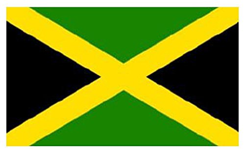 Special Offer...Jamaica National Flag 5ft x 3ft