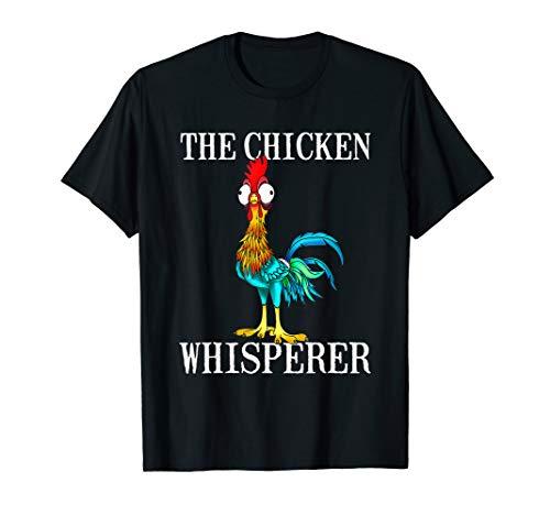 Ph The Chicken Whisperer Costume Chicken Lover Gifts T-Shirt