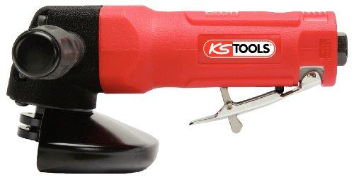 KS Tools 515.3045 Tronzadora y desbastadora neumática con tapa de seguridad, 10000Rpm