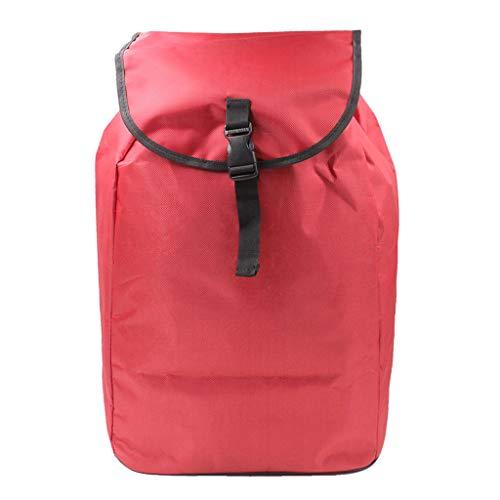 Prettyia Shopping Trolley Replacement Bag Foldable Reusable Shopping Cart Bag Spare Trolley Bag