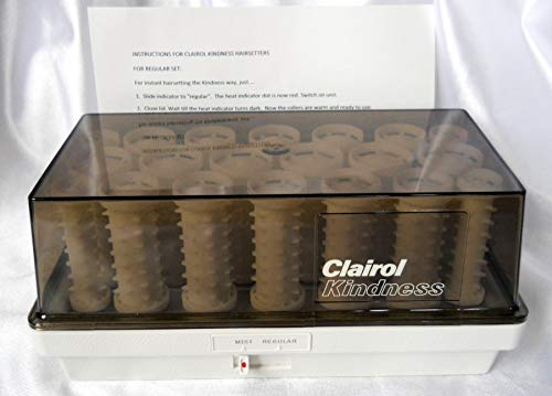 Clairol Kindness 3 Way Mist Hairsetter Dance Pageant Cheer Denmark - Model K420-SZ