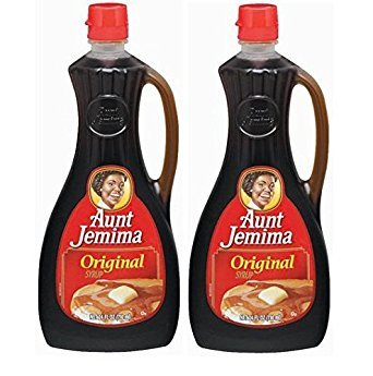 Aunt Jemima Pancake Syrup 710 ml Pack of 2