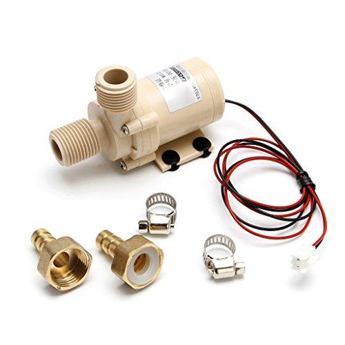 FXCO Hochdruck Tauchpumpe 12 V Hochdruck Motor 212 ° F
