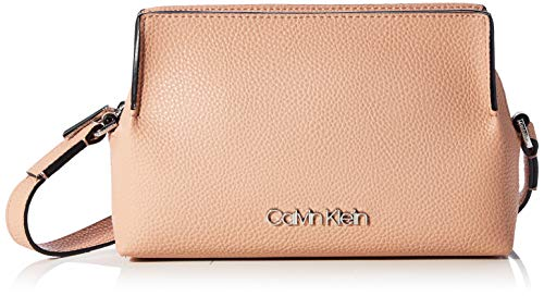 Calvin Klein Women's Crossovers, Dusty Rose, One Size