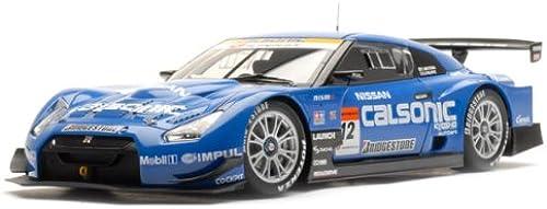 AUTOart 80877 fürzeug Miniatur Nissan GT R Super GT 2008 Calsonic Ma ab 1 18