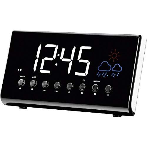 Silva Schneider UR-D 1450 WS UKW Radiowecker Alarm Wetteranzeige