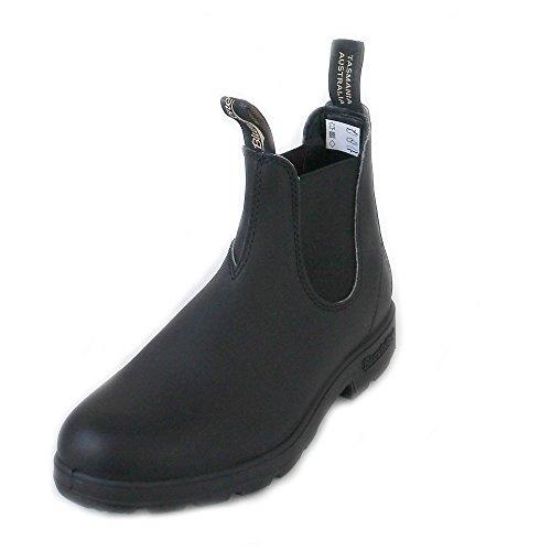 BLUNDSTONE Unisex Original 500 Series Chelsea Boot, Schwarz (Voltan Black Voltan Black), 36 EU