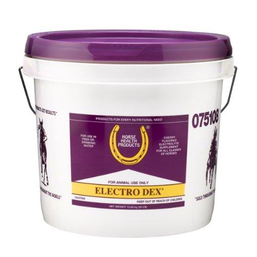 Farnam Electro Dex (kies uit maten 2.3kg of 13.5kg) - levert minerale zouten die paarden kunnen verliezen in zweet tijdens exersice