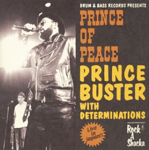 """ROCK A SHACKA VOL.1 PRINCE OF PEASE""""LIVE IN JAPAN"""""""