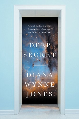 Deep Secret (English Edition)