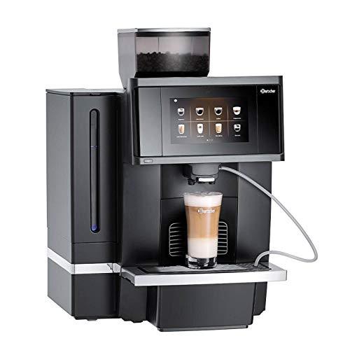 Bartscher Kaffeevollautomat Kaffeemaschine Espressomaschine KV1 Comfort Edition
