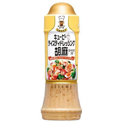 テイスティドレッシング 胡麻 こく味(ピーナッツ入り) 210ml 12本