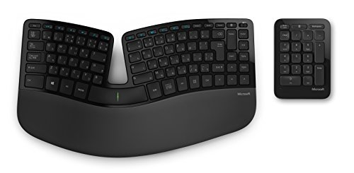 Microsoft(マイクロソフト)『Sculpt Ergonomic Keyboard For Business(5KV-00006)』