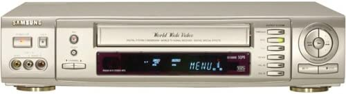Samsung SV-5000W Worldwide VHS Format VCR product image
