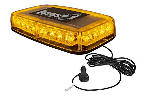 Buyers Products (8891040) Amber LED Mini Light Bar