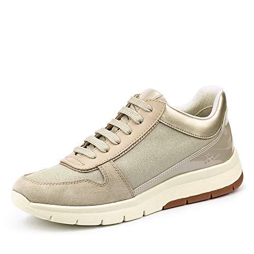 Geox Sneaker Callyn beige 37