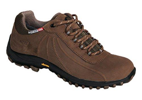 Altus Aloia - Zapatillas Unisex, Color marrón, Talla 37