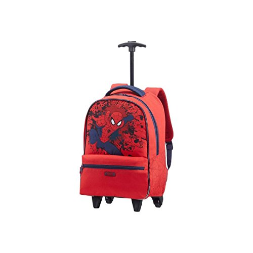 American Tourister Cartable Marvel Legends Enfant, 21,5 L, (Rouge)