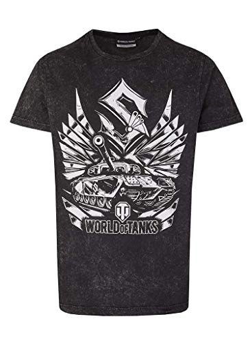 World Of Tanks Sabaton T-Shirt Stone-Washed L