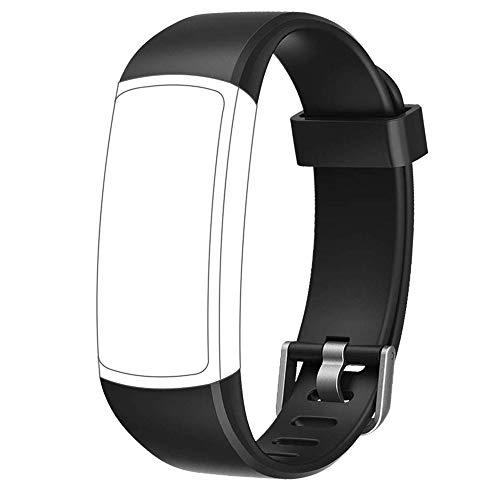 Yishark Cinturino di Ricambio per SW336 Smartwatch Orologio Fitness Tracker Cinturino per SW336 Smart Watch Contapassi Cinturini di Ricambio per SW336 ID128 ID128C Cardiofrequenzimetro da Polso