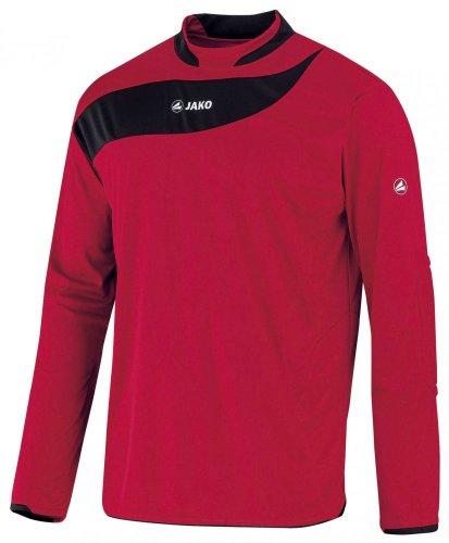 Jako Torwart Trikot Boca mit Nr.1 auf Rücken 8979 XL Rot