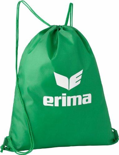erima Turnbeutel, smaragd/weiß, One size, 10 Liter, 723352