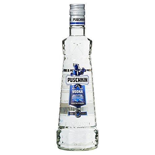 Puschkin Vodka 37,5% vol, 0,7l