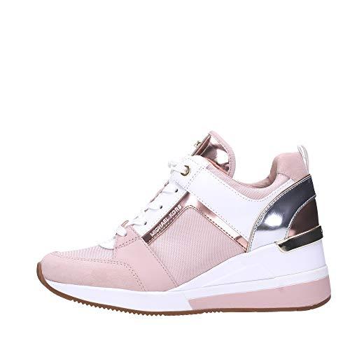 MICHAEL MICHAEL KORS GEORGIE Sneakers dames Roze Lage sneakers