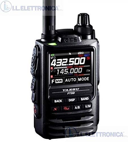 YAESU FT-3D RTX C4FM/FM 144/430 GPS e BLUETOOTH I.L.ELETTRONICA 100065