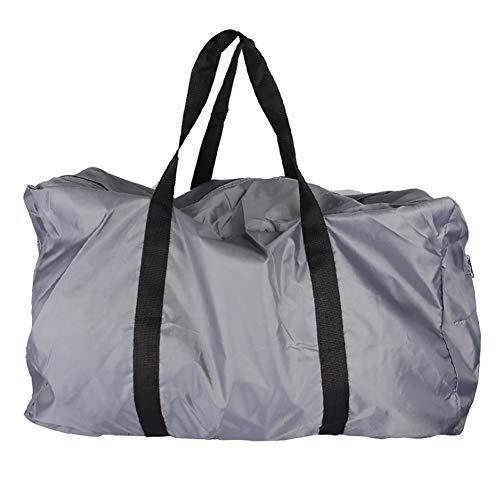 Große Kapazität starke Aufbewahrungstasche - Wassersport Handtasche Bootstasche Schwimmen für Kanu Kajak, Camping, Bettdecken, Kissen, Kleidung - Maximale Belastung 30 kg, 75x45x30 cm
