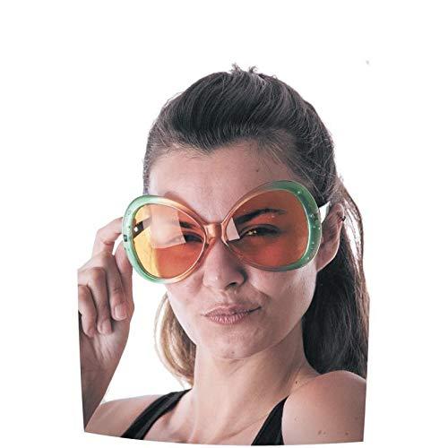 Party Pro 85717663 Lunettes vintage bicolore Couleur mulit