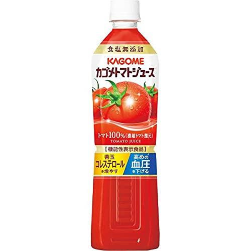 カゴメ トマトジュース食塩無添加 スマートPET(15本)(機能性表示食品)