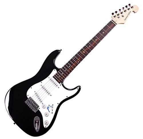 Norah Jones Autographed Signed Electric Guitar AFTAL UACC RD RACC TS