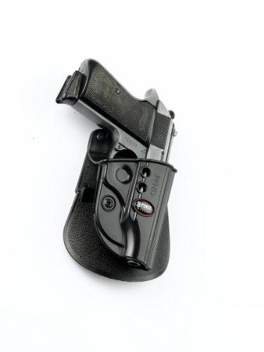Fobus Standard Holster RH Paddle PPKE2 Walther PPK, PPK/S