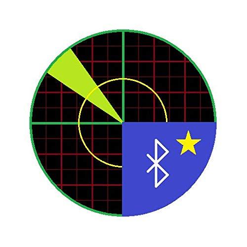 Beacon Radar Pro: localize beacons Bluetooth, calcule a distância, monitore bateria, temperatura e umidade