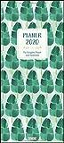 All about green 2020 - Planer mit variabler Spaltenzahl - Format 22 x 49,5 cm - DUMONT Kalenderverlag