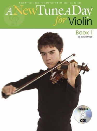 A New Tune A Day: Cello - Book 1 (CD Edition) (Book & CD): Noten, Lehrmaterial, CD für Cello