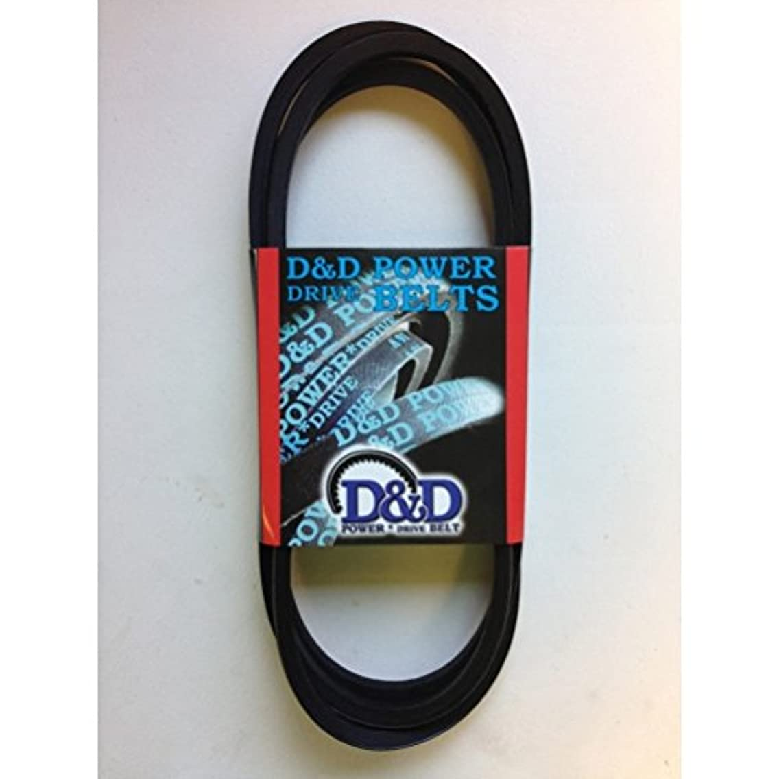 D&D PowerDrive KK5705475AR27 General Electric Replacement Belt, 3L Belt Cross Section, 43
