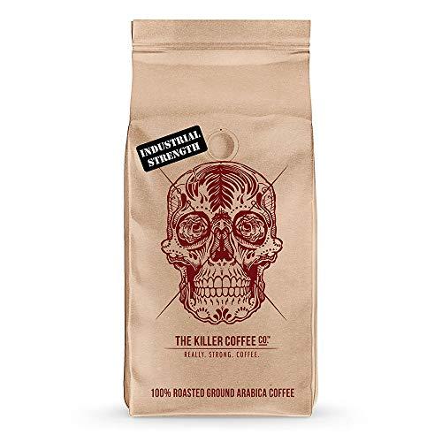 Killer Coffee Ground 16 Oz - Good Strong Coffee